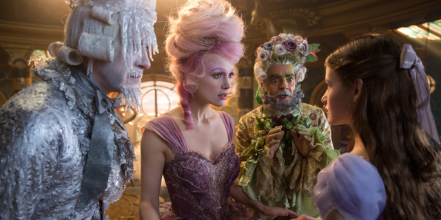keira knightley nutcracker four realms