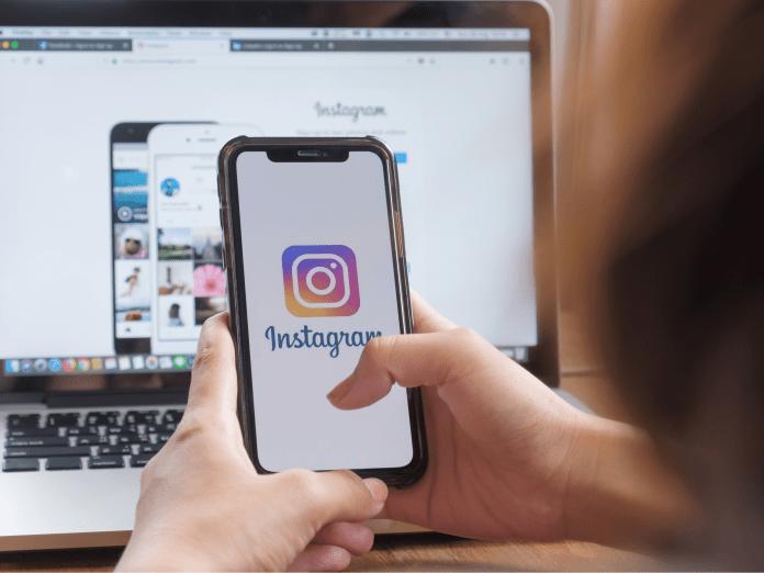 instagram iphone computer