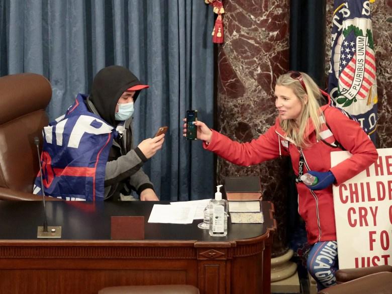 US Capitol siege