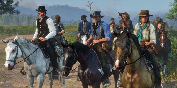 Red Dead Redemption II PC Trailer Reveals the Enhanced Game