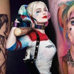 10 Best Harley Quinn Tattoos To Inspire Your New Ink Cbr