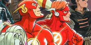 """Infinite Frontier Writer Explains Flash's """"Doctor Who"""" Appeal"""