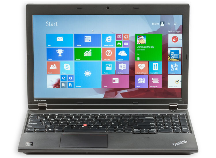 This is an image of the Lenovo ThinkPad L540