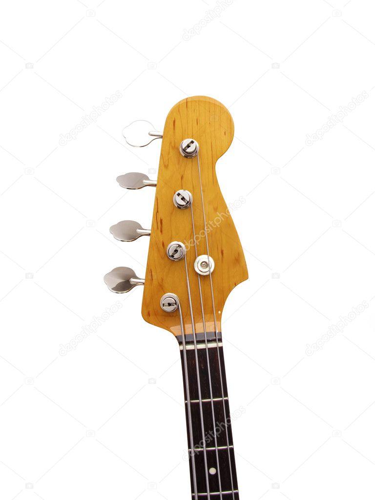 Bass Guitar Head Stock Photo Digifuture 1277226