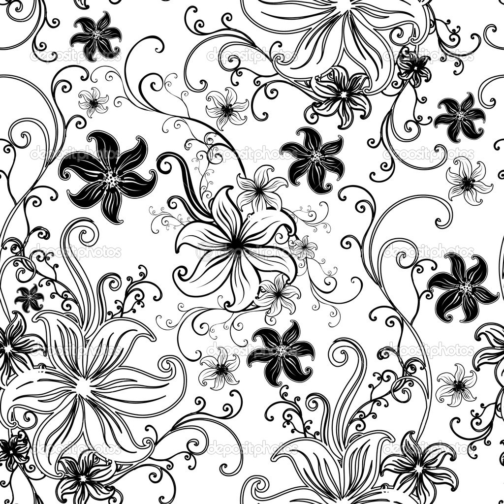 Repeating Pattern Coloring Pages Coloring Pages