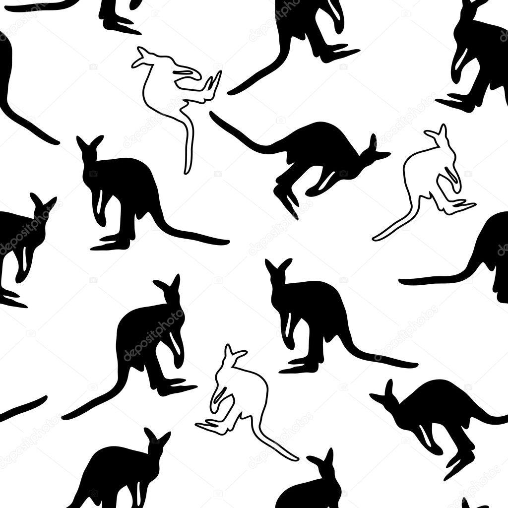 Kangaroo Vector Free