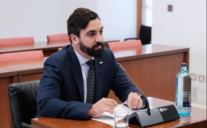 Jacobo 'Coco' González-Robatto, el senador de moda en Vox | Diario Sur