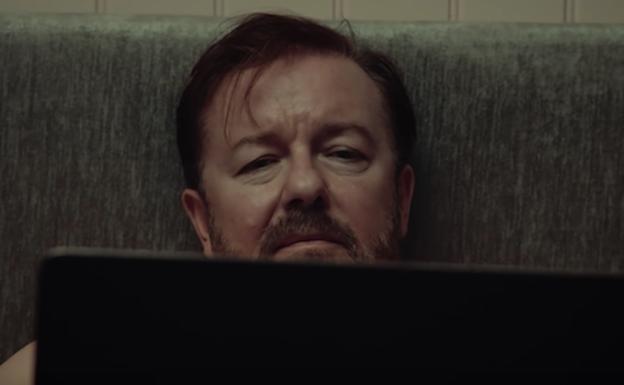 After Life', así pasa Ricky Gervais el luto por la muerte de su ...
