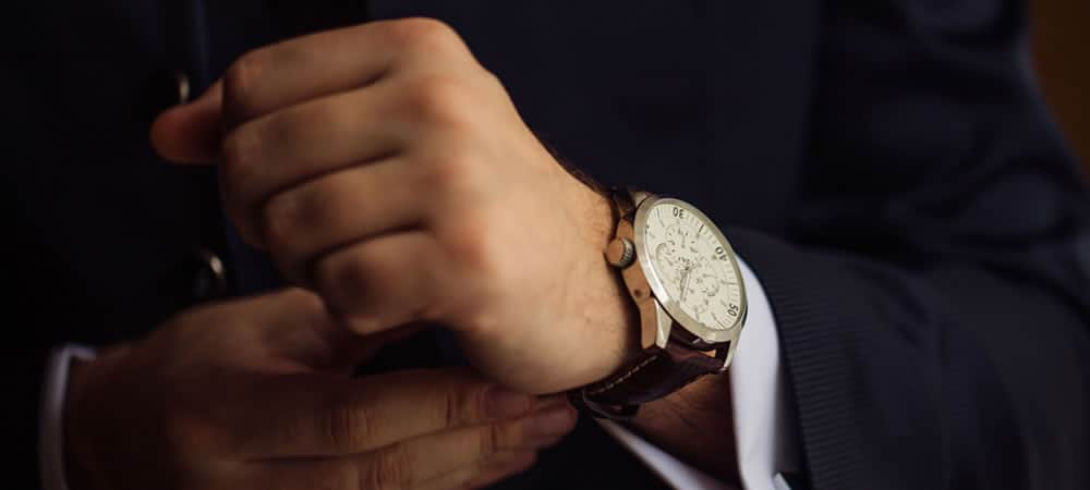 How To Build A Watch Wardrobe