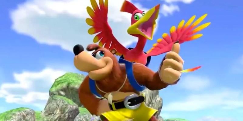 Rumor: Super Smash Bros  Ultimate Banjo-Kazooie DLC Release