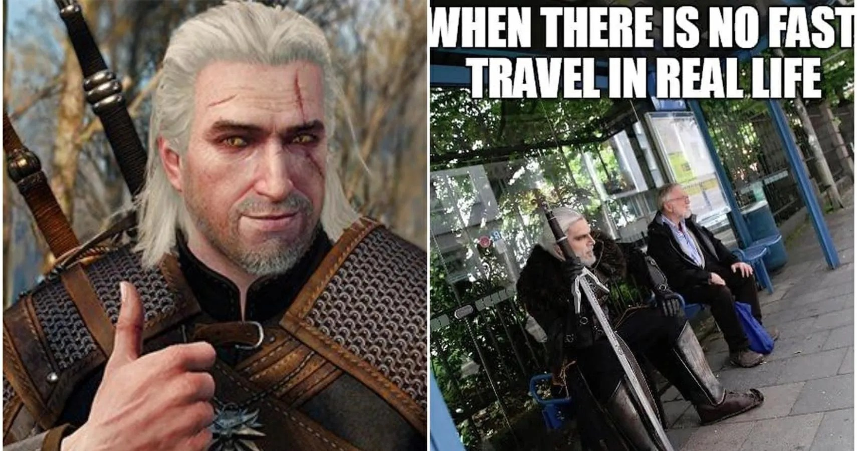 10 Witcher Logic Memes That Are Too Hilarious For Words