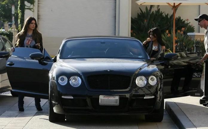 10 Times Kim Kardashian Drove Nicer Cars Than Kanye (And 10 From ...