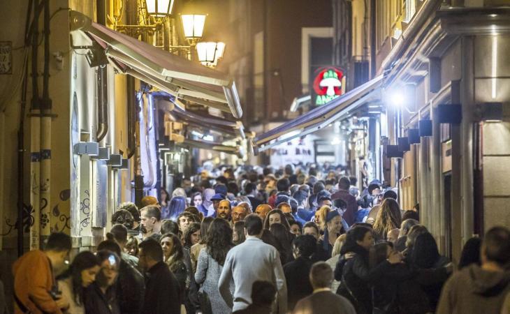 De tapas por la calle Laurel | Degusta - La Rioja