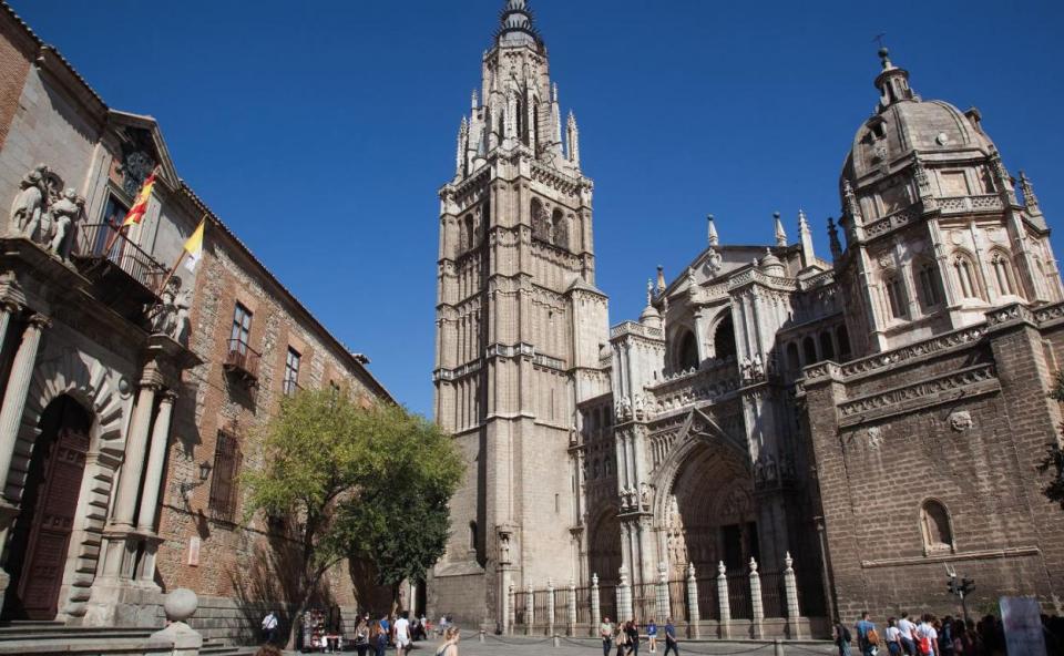 Un turista consigue que la Catedral de Toledo abra gratis una hora ...