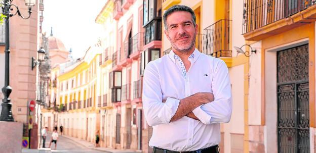 Engineer and BCI expert Germán Rodríguez.
