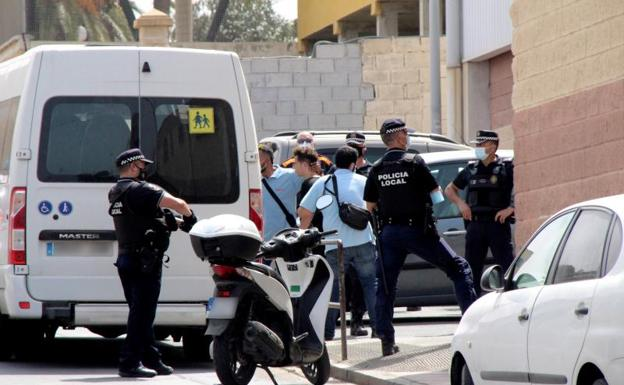 Transfer of minors to Morocco.
