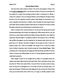 Character Sketch Examples Essay Papers - Essay for you