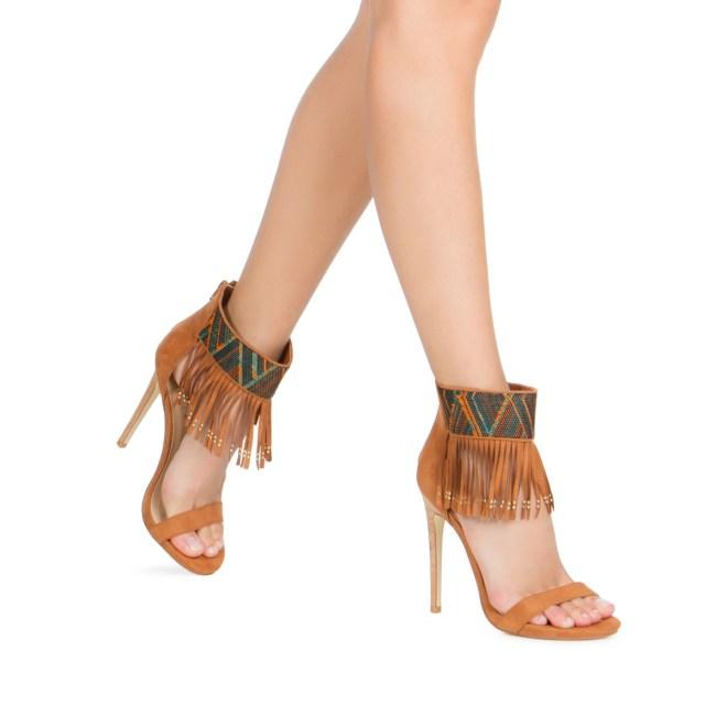 top picks, stilettos, heels, tribal look