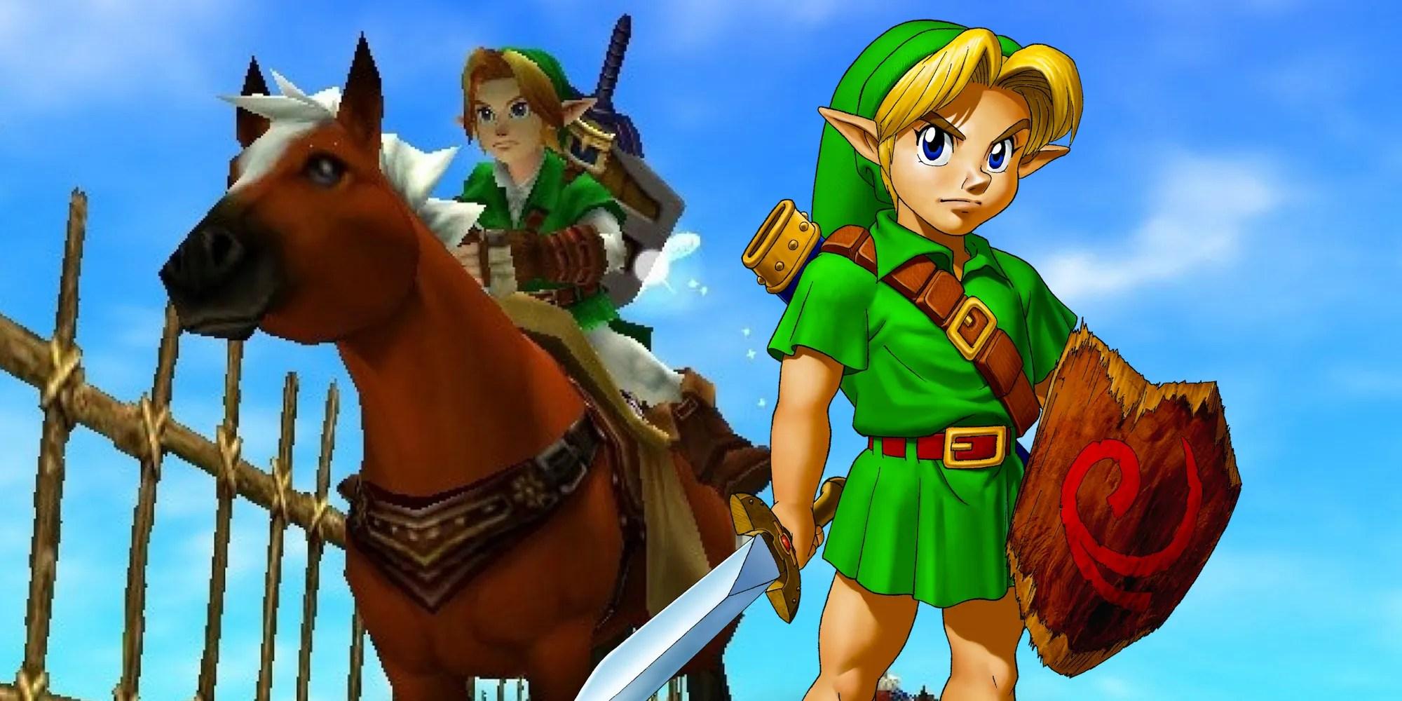 Legend Of Zelda Ocarina Of Time Hidden Secrets ScreenRant