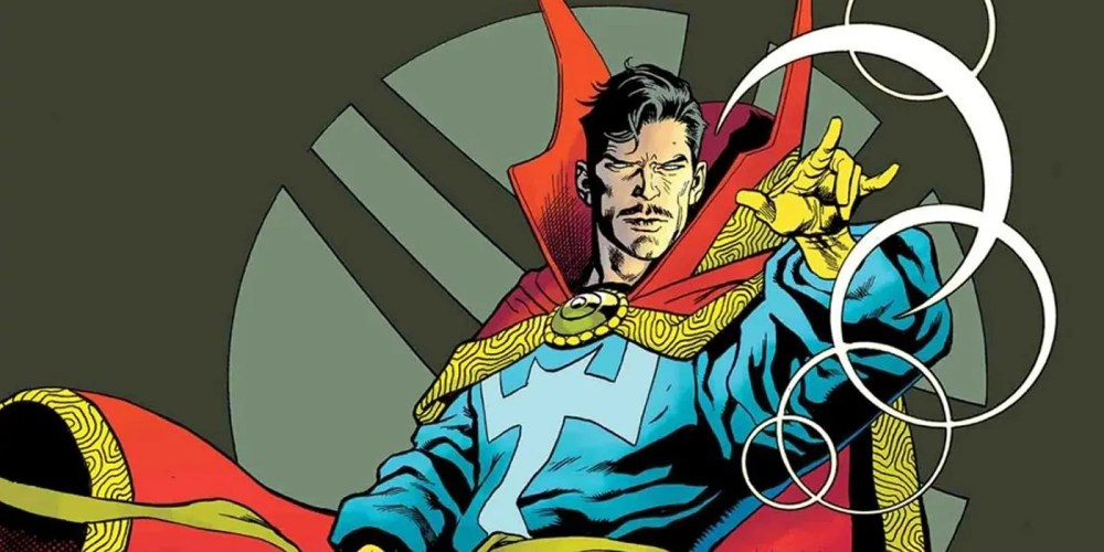 Image result for doctor strange comics