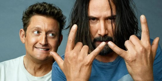 Image result for bill and ted 3