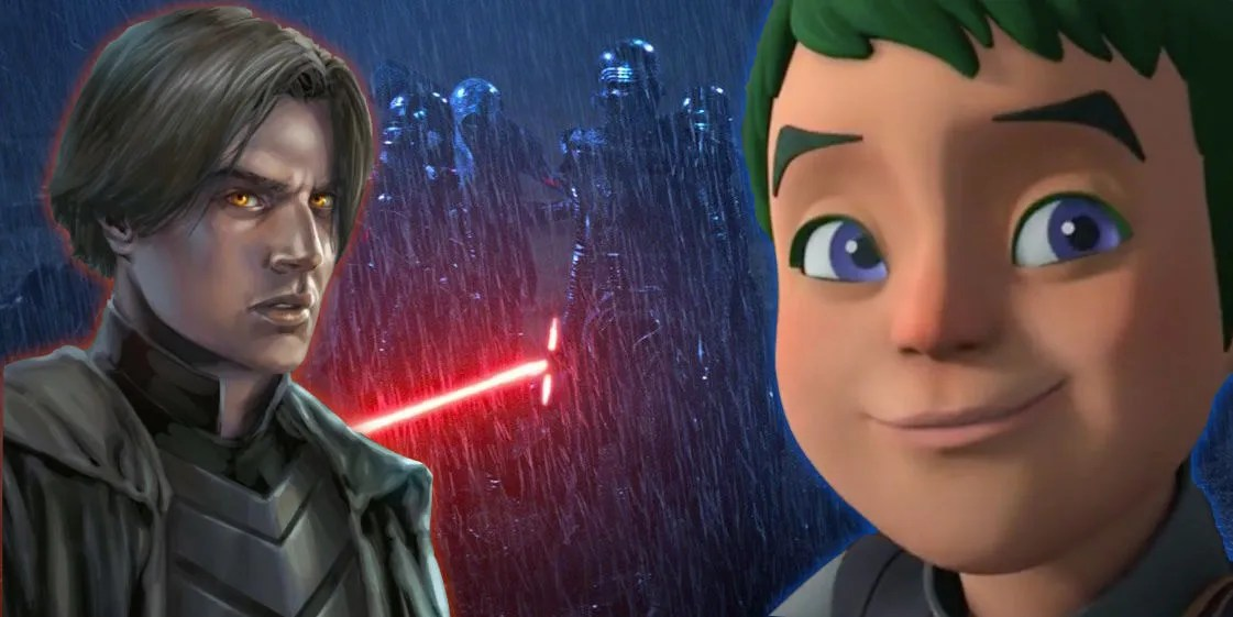 Star Wars Rebels Is Jacen Syndulla One Of Lukes Jedi
