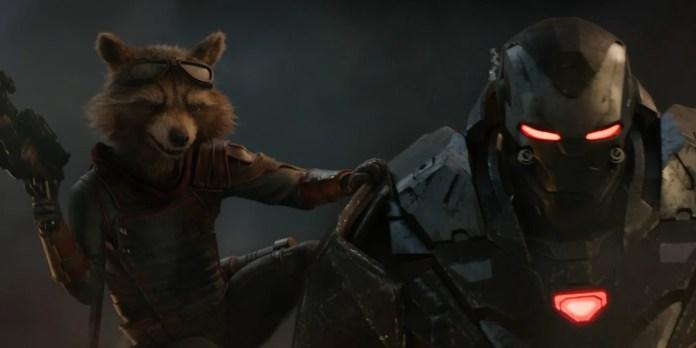 Avengers-Endgame-Rocket-and-War-Machine Vingadores: Ultimato | Confira as revelações do novo trailer da Marvel