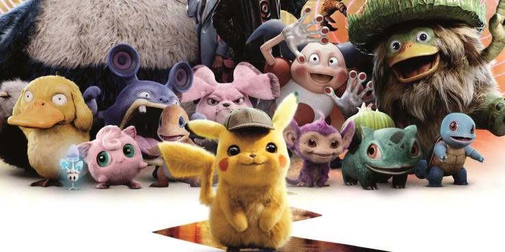 Detective pikachu película completa español