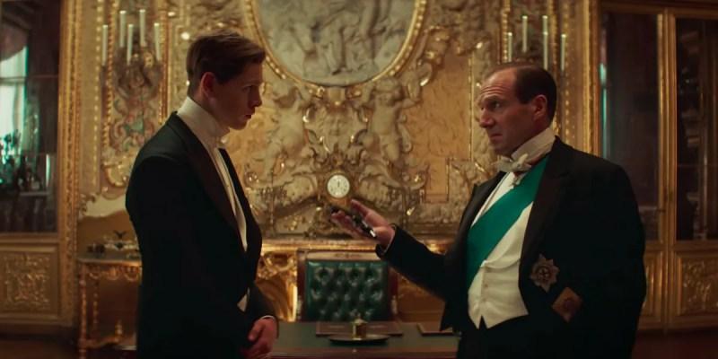Картинки по запросу New 'The King's Man' Trailer Reveals the Origin of the Stylish Spy Agency
