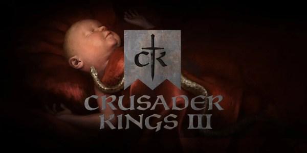 Crusader Kings 3 Is Coming In 2020