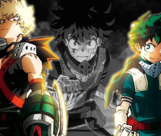 My Hero Academia Heroes Rising Ending League Of Villains Plan