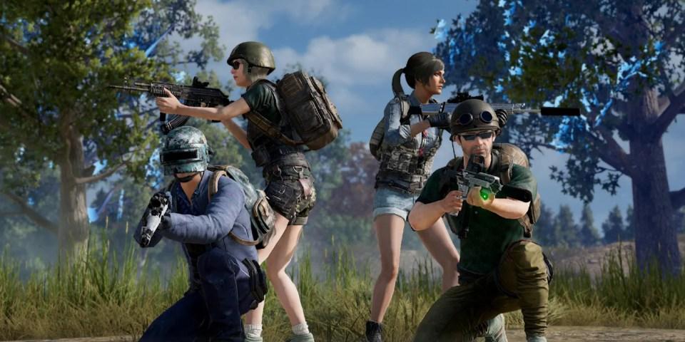 PUBG наконец позволяет игрокам Xbox One и PS4 быть в одной партии