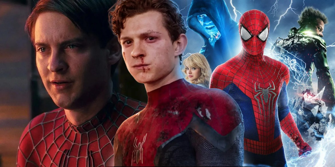 Spider-Man 3: Tom Holland Denies Tobey Maguire and Andrew Garfield Rumors