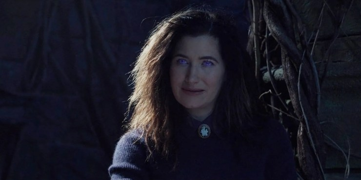 wandavision episodio 8 magia agatha harkness