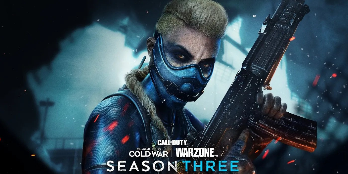 The leak of season 3 from Warzone reveals a new operator and destroyed Verdansk