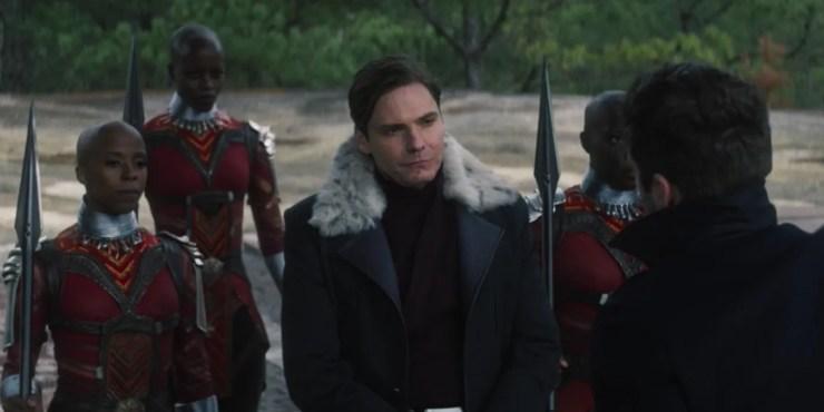 Zemo Falcon y el Soldado del Invierno