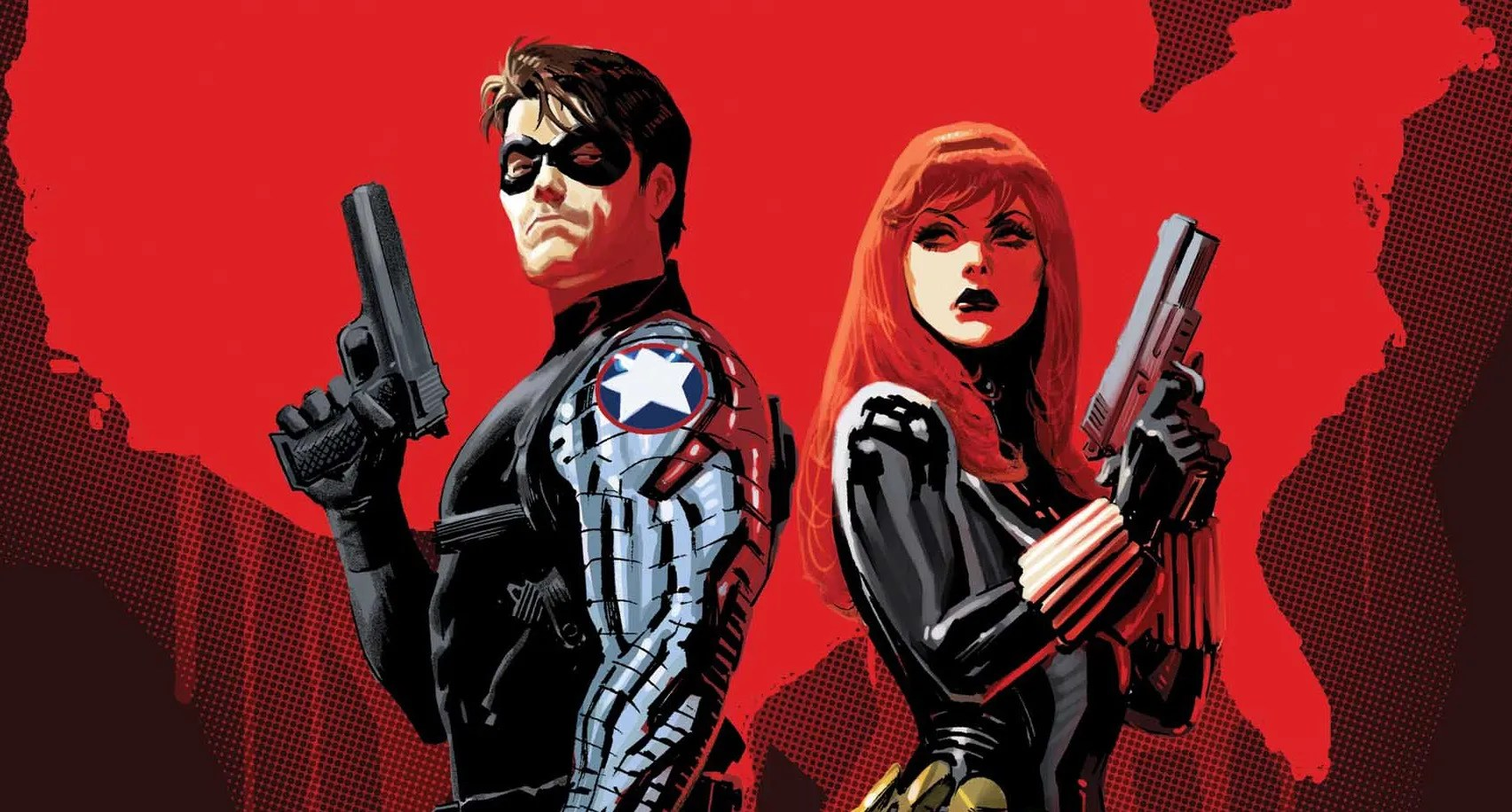A winter soldier is the only person who is a true black widow