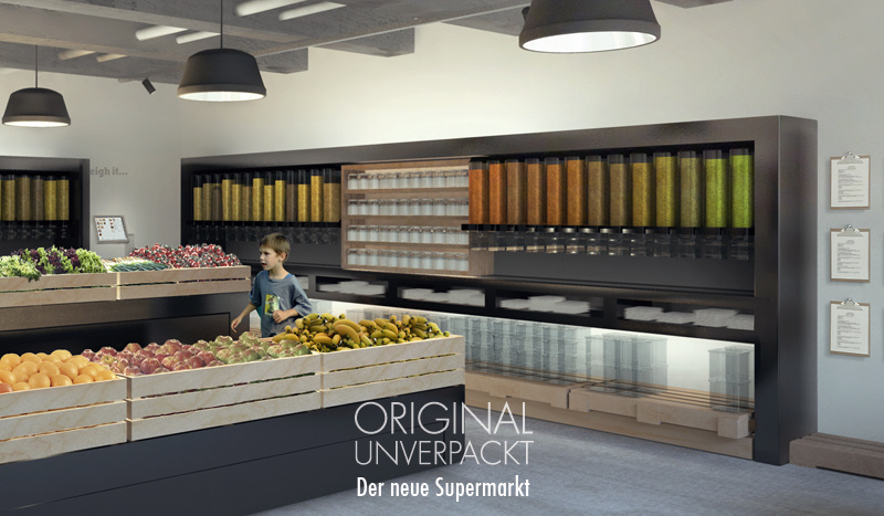 zero waste - original unverpackt store in berlin. smart money simple life
