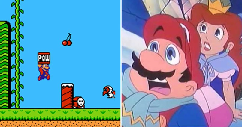 new mario bros 2 online game   Wajigame co