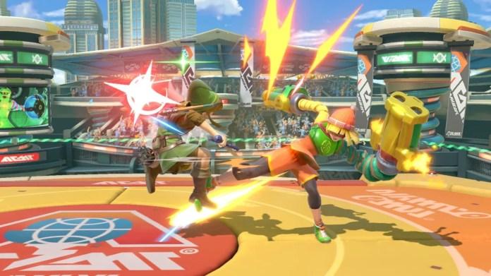 Min Min Neutral A Smash Bros Attack