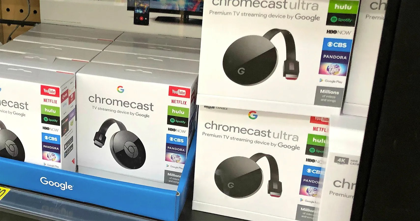 Ten Play Chromecast