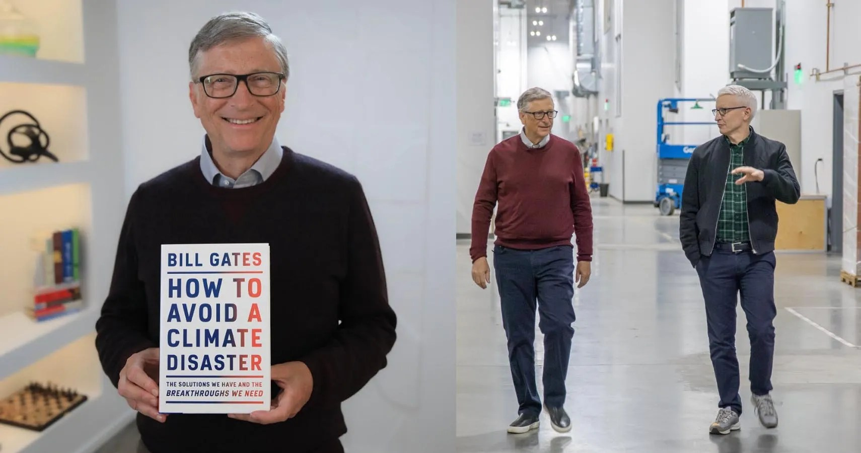 Bill Gates detailed solution to climate change