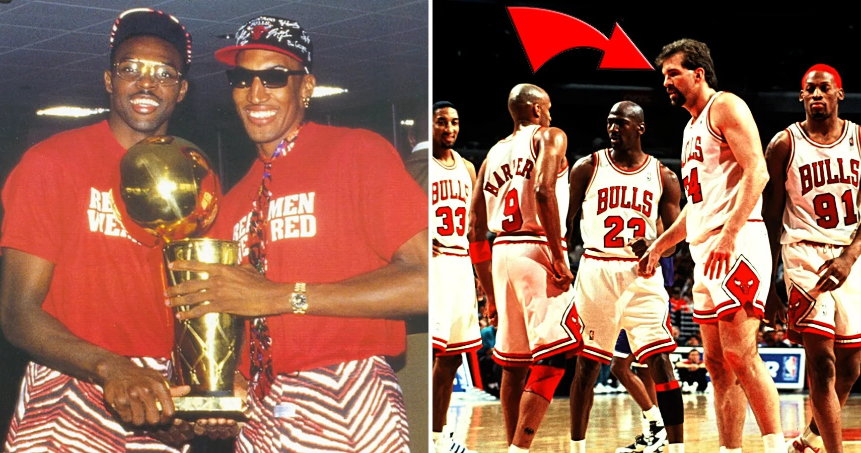 Chicago Bulls Dynasty 8 Players Who Earned Their Rings