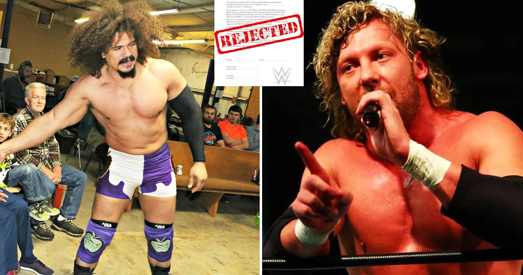 No Thanks 15 Wrestlers Who Recently Turned Down A Wwe