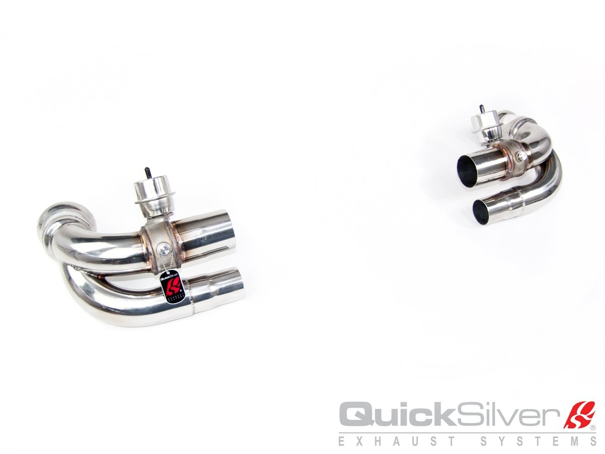Quicksilver Exhausts Porsche 911 Gt3 And Rs 991 Gen 1 And
