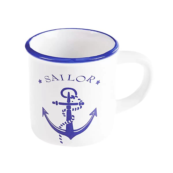 Bögre Sailor horgonyos Borkellék, Konyha