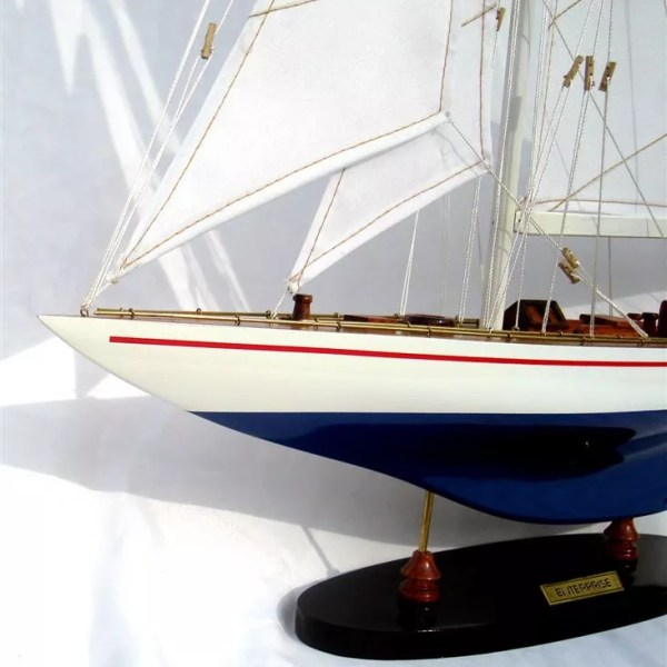 Enterprise festett makett L60 Vitorlás hajómakett