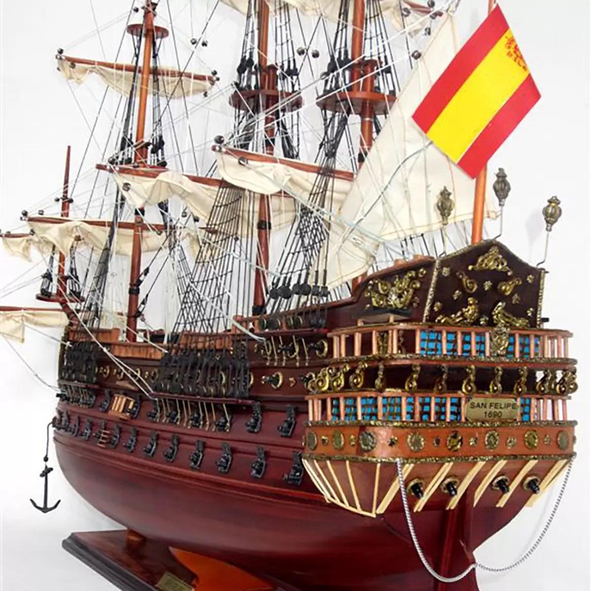 San Felipe makett Történelmi makett