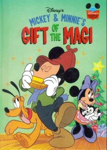 Mickey And Minnies Gift Of The Magi Book DisneyWiki