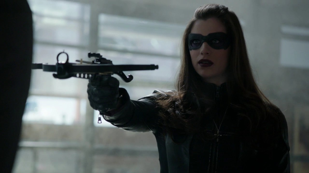 The Huntress Plot Twist: COMIC BOOK TV Show ARROW Will Add More COMIC BOOK CHARACTERS